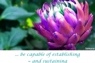 be-capable-of-establishing--and-sustaining-a-sound-self-contact